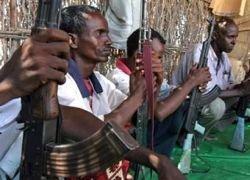 Предотвращено очередное нападение пиратов в Сомали