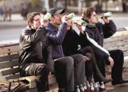 Европейские школьники все чаще выпивают