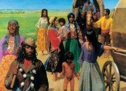 Наше убогое цыганское счастье