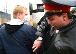 Участники митинга в Москве требуют реформы милиции