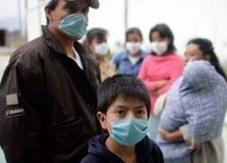 В Парагвае появился первый заболевший свиным гриппом