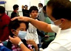 Первый случай свиного гриппа зафиксирован в Токио