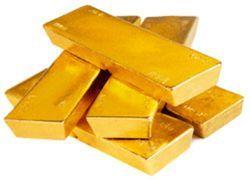 Мировой спрос на золото вырос больше, чем на треть