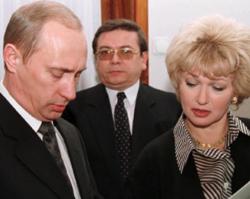 Людмилу Нарусову не избрали сенатором