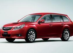 Subaru представила Legacy Touring Wagon 2010