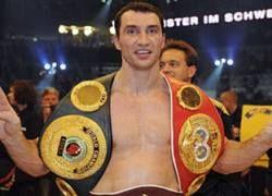 Владимира Кличко сочли слишком большим для соперника