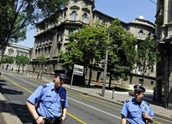 Захватчик резиденции президента Сербии арестован