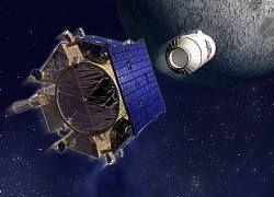 "Ученые отправят на Луну зонд-\""камикадзе\"""