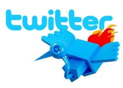 Twitter атаковали фишеры
