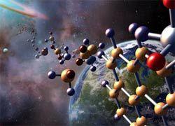 В космосе может образовываться жизнь