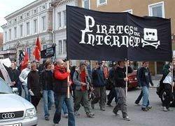 Интернет-пираты баллотируются в Европарламент