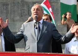 Главе Абхазии отказали в независимости