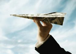 Частники вывели из России 41 миллиард долларов