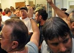 Французские рабочие снова взяли в заложники начальство