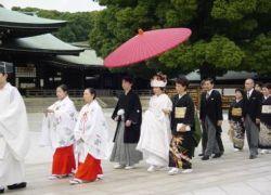 Новый бизнес в Японии: гости на свадьбу напрокат