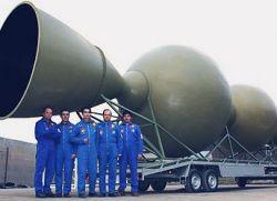 Румыны запустят зонд к Луне на воздушном шаре