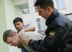 Будни российской милиции