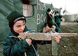 Властям пора перестать имитировать мир на Кавказе