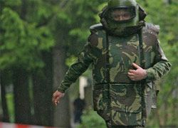 В Дагестане обезврежено мощное взрывное устройство