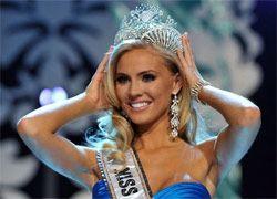Мисс Калифорния лишилась титула за прогулы