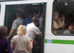 Общественный транспорт - мой ответ пробкам