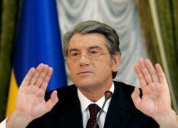 Ющенко боится российских претензий на $5 млрд