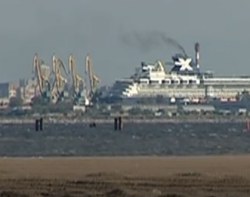 В Петербурге строят новый пассажирский порт
