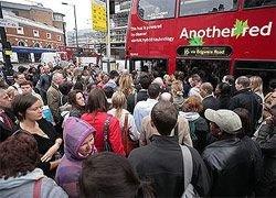 Забастовка в лондонском метро закончилась ничем