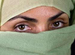 Женщины в мусульманском мире - на положении мебели