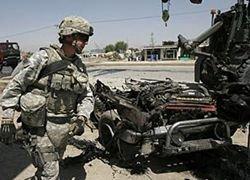В Афганистане террорист-смертник убил 8 человек