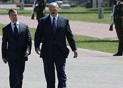 Россия блекло смотрится на фоне Беларуси