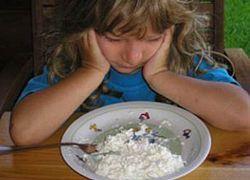 Детские сухие завтраки непригодны для ребенка