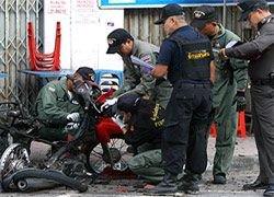 В Таиланде взорван автобус, двое убиты