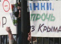 США заставят Крым согласиться на свое присутствие