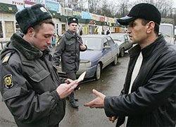 Импортная преступность в Москве