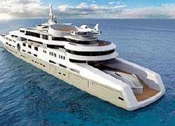 Абрамович обновил самую дорогую яхту в мире