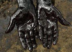 Цена барреля нефти вновь упала