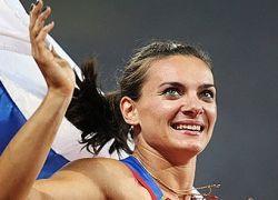 Елена Исинбаева начала сезон с победы