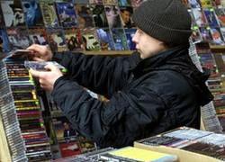 CD-диски заменила музыка в интернете