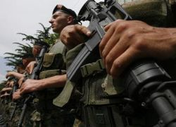Российские военные готовы отражать агрессию Грузии