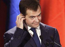 Медведев излил душу китайцам