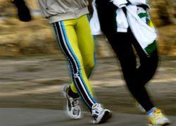 Нужная скорость при ходьбе – 100 шагов в минуту