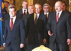 Москва может рассориться с Белоруссией и Узбекистаном