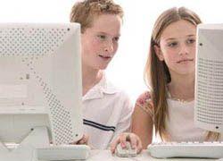 Родители не знакомы с онлайновой деятельностью детей