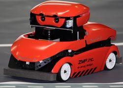 Автономные машинки помогут исследователям робототехники