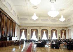 Молдавия осталась без парламента