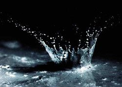Ученые нашли сверхбыстрые дождевые капли