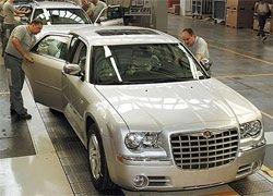 Chrysler открыл первый завод после банкротства