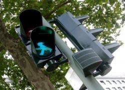 Пожаловаться на светофор теперь можно через Интернет