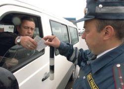 В Алтайском крае водителя лишили прав на 156 лет